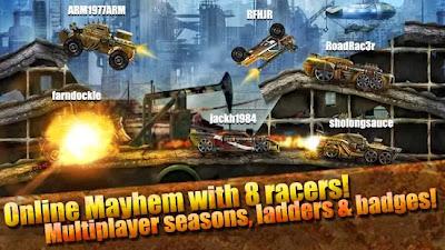 Road Warrior Best Racing Game v1.4.0 Trucos (Dinero Infinito)-mod-modificado-hack-truco-trucos-cheat-trainer-android-Torrejonicllo