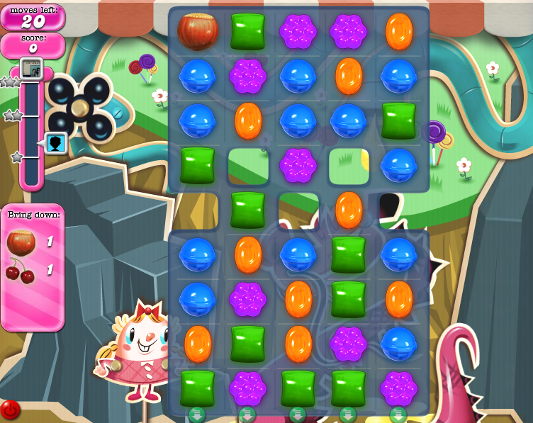 candy crush tips level 24 doel van candy crush level 24 haal alle