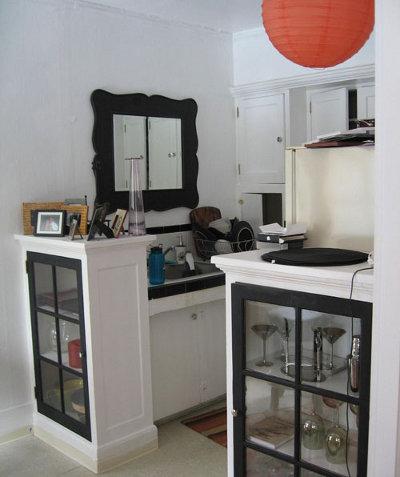 Boiserie c cucine 25 soluzioni per piccoli spazi ma - Cucine in piccoli spazi ...