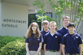 """Montgomery Catholic Named """"Best in State"""" by Junior Engineering Technical Society 1"""