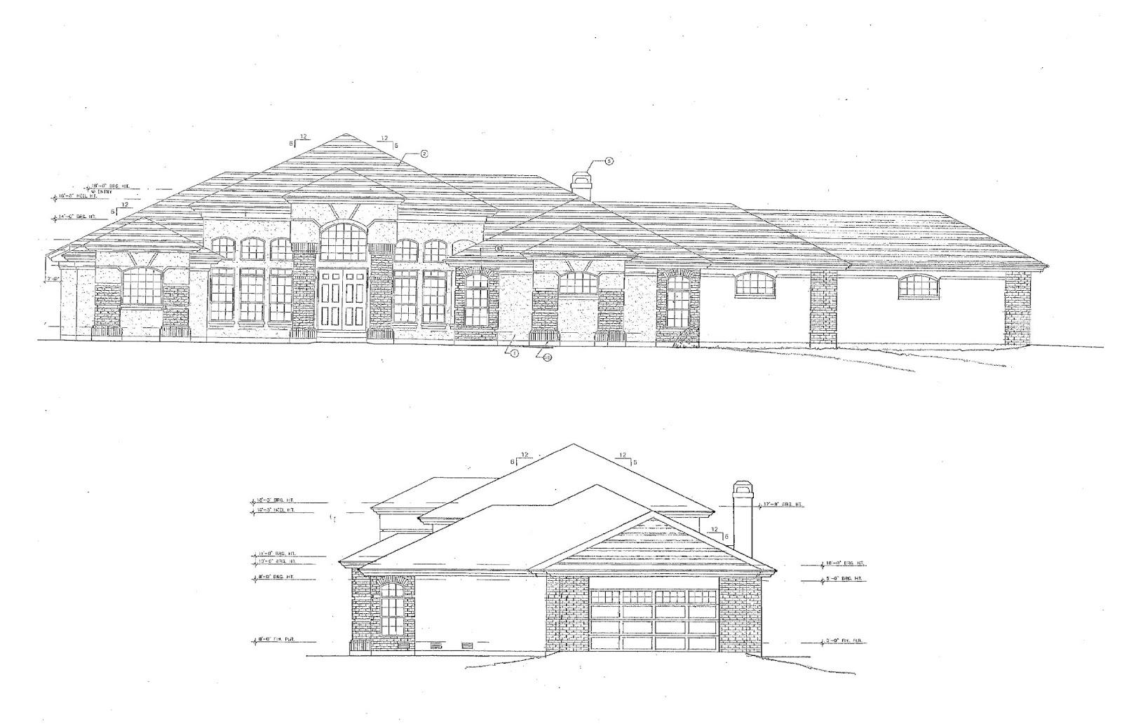 Attached garage addition plans ideas building plans for Attached garage addition plans
