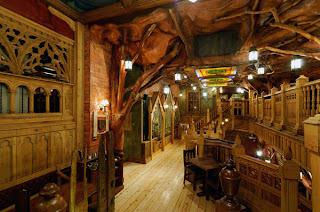 The Glasgow Experience - Waxy O'Connors - Irish Bar Glasgow