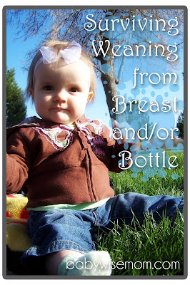 Surviving Weaning from Breast and/or Bottle