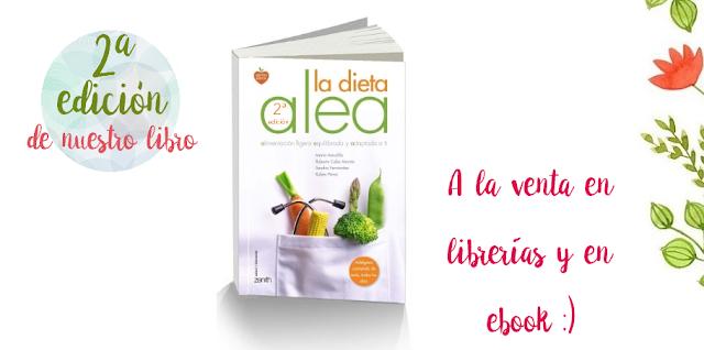 La dieta ALEA segunda edición