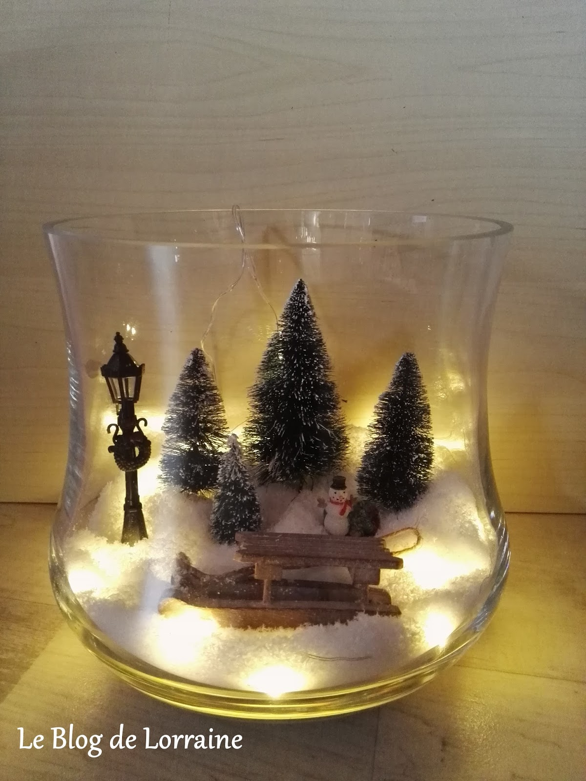 #9C8A2F Le Blog De Lorraine: DiY: Vase Et Cloches De Noël 7054 Deco De Noel Qui Se Mangent 1200x1600 px @ aertt.com