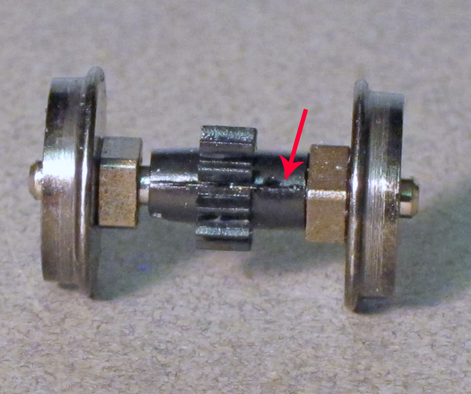 Proto 2000 GP7 truck power and painting question - Model Railroader on