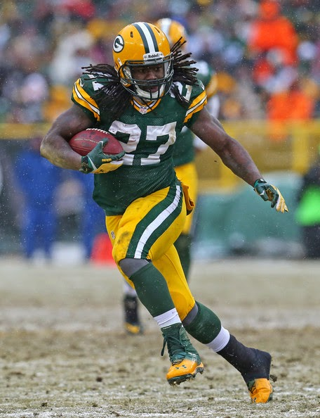 Green Bay Packers Eddie Lacy