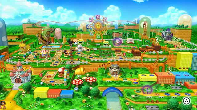 Parque Temático da Nintendo