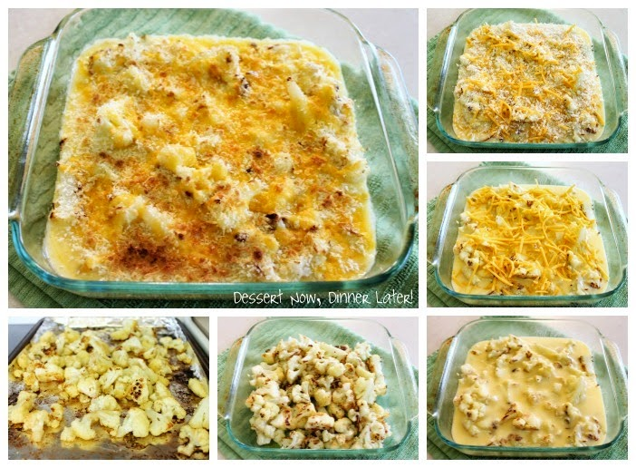 roasted cauliflower gratin recipe yummly roasted cauliflower gratin ...