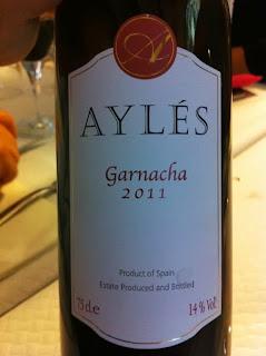 aylés-garnacha-2011-cariñena-tinto