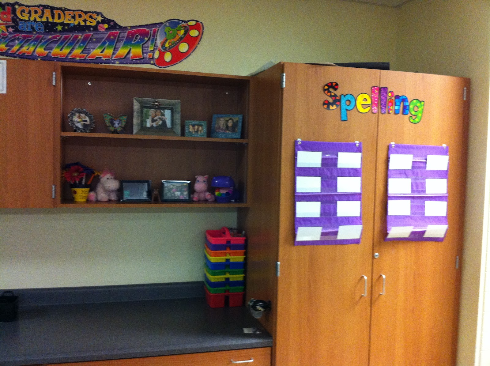 Minimalist Classroom Worksheets : Spectacular nd grade classroom setup week two and three