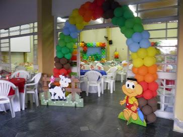 Entrada Festa do Breno