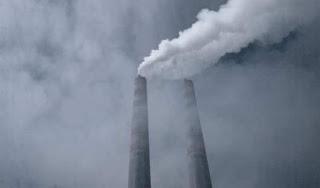 contaminacion termoelectrica