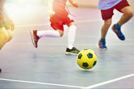 Exemplo de Circuito para Futsal