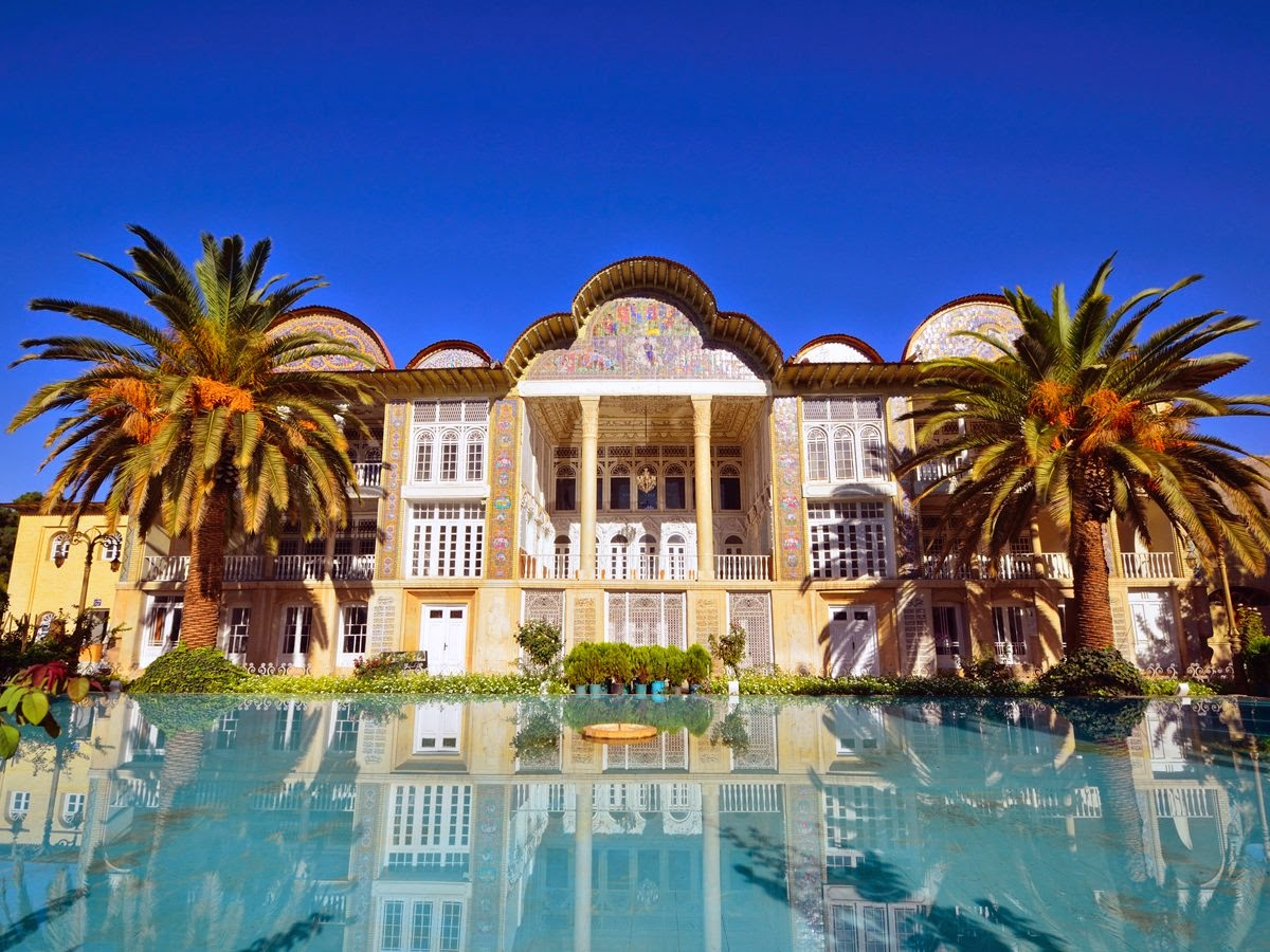 Beautiful Tourist Attractions In Iran