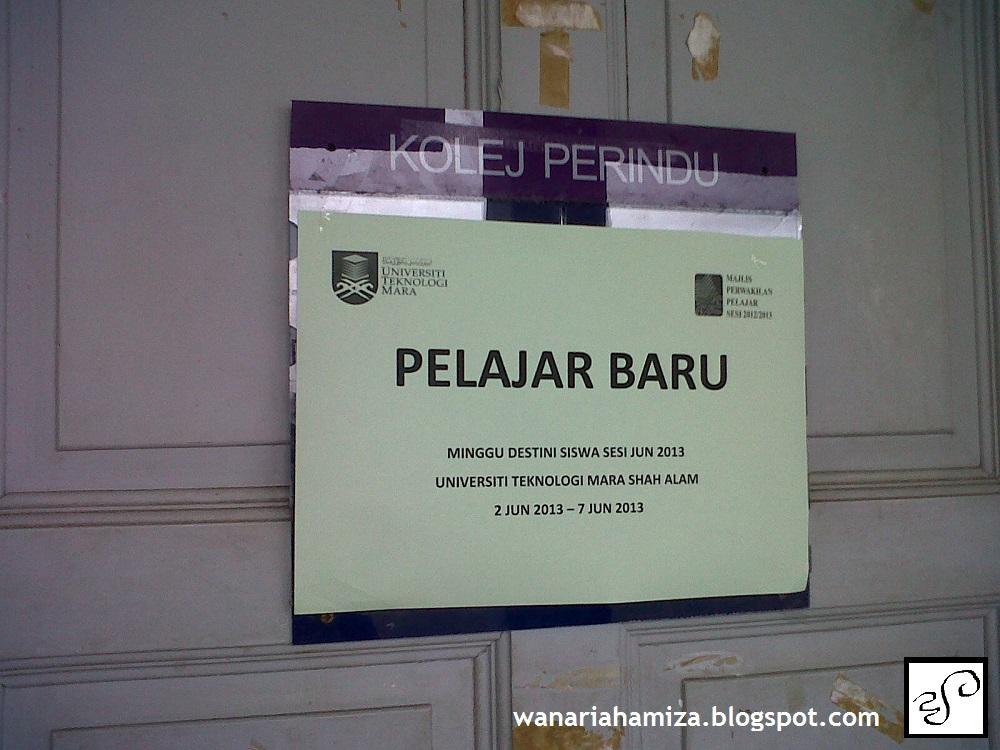 Inspirasi Diri Kolej Perindu Uitm Shah Alam Dokumen Dokumen Penting