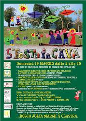 5º EDIZIONE FESTA IN CAVA