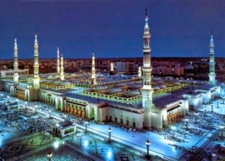Masjid An-Nabawi, Arab Saudi