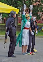 Фестиваль Уличных Театров в Ярославле 2015