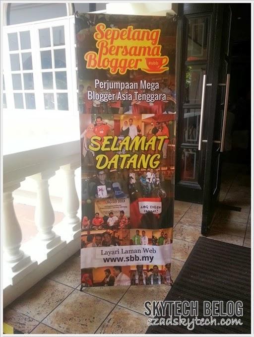 Perjumpaan Mega Blogger Asia Tenggara