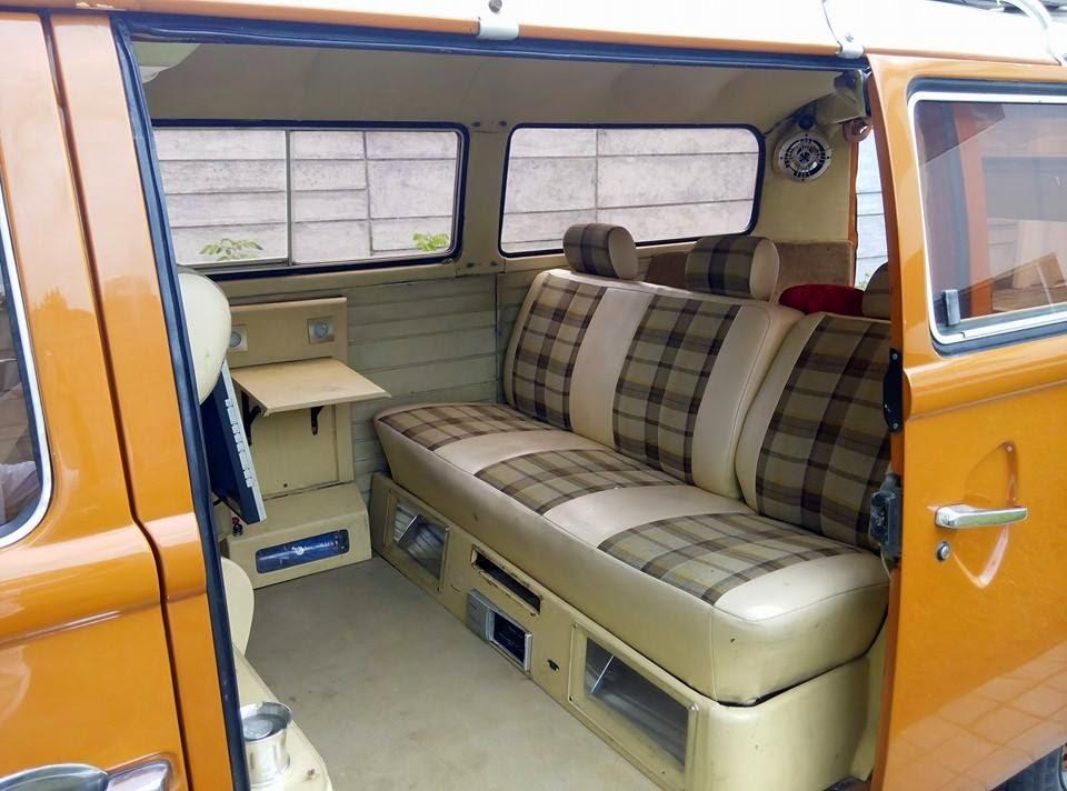 Dijual VW Klasik Combi Jerman 1974