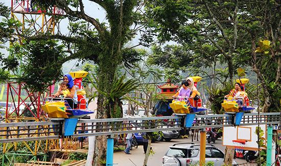 Wisata Taman Matahari Bogor