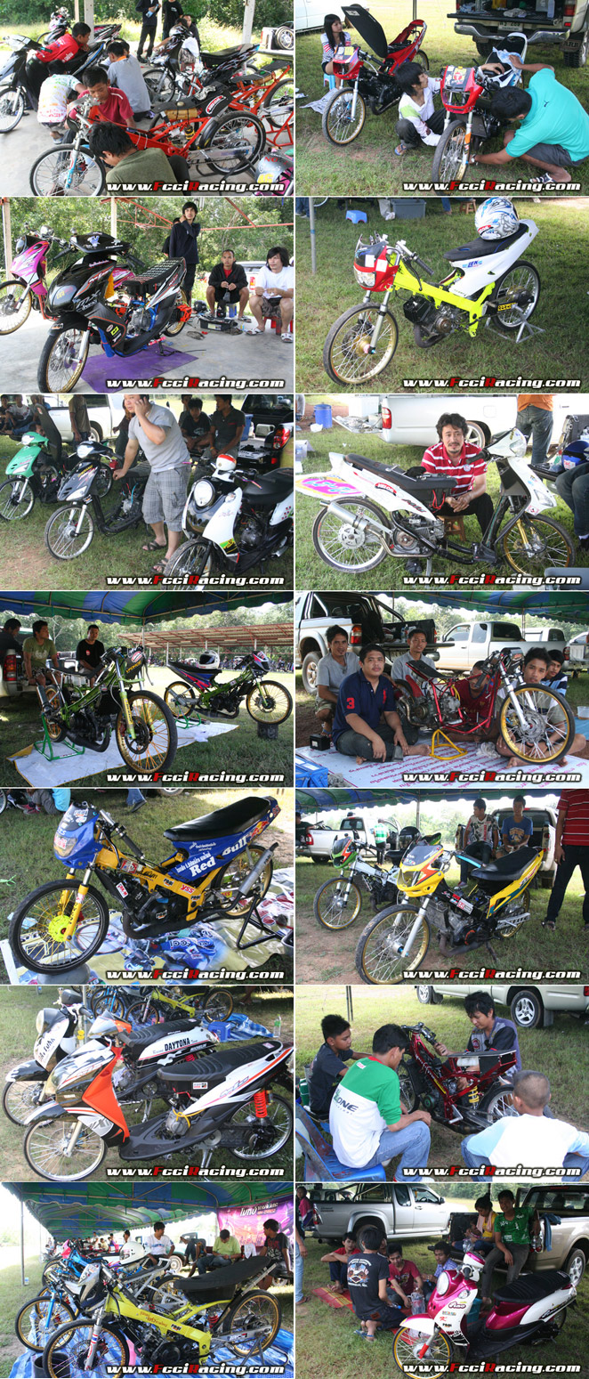 TDR YSS DID Dragbike Championship 2011 Drag Race Semarang Result title=
