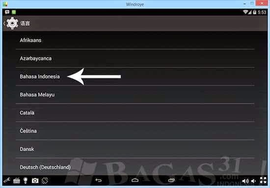 Windroye 2.7.8 Terbaru Emulator Android PC Ringan