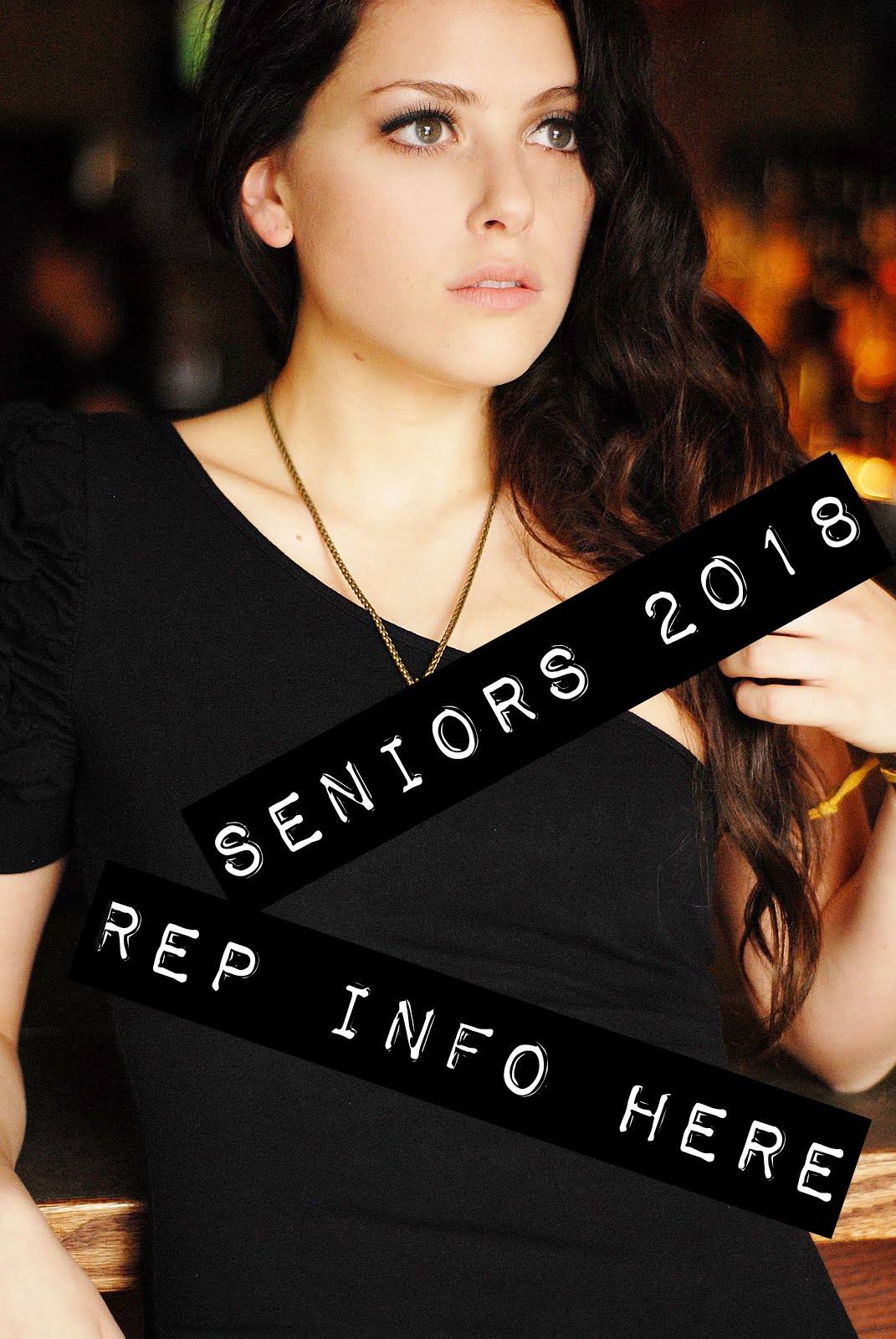 SENIOR REP~CLASS OF 2018