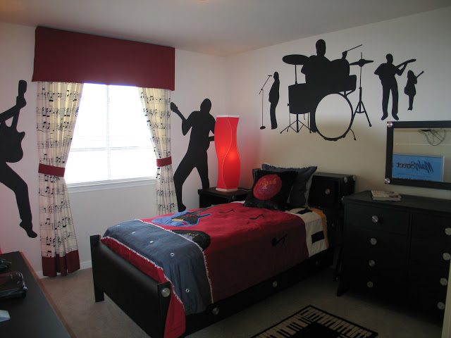 Here Are Some Popular For Rock Star Bedroom Decor. There Are Many More  Bedroom Decorating Ideas That You Can Easily Incorporate For Awesome  Effects.