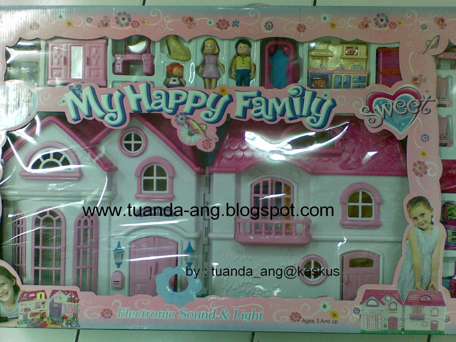 Toko Mainan Online Anak Bayi Tuandatoyscom Rumah Rumahan Set Barbie