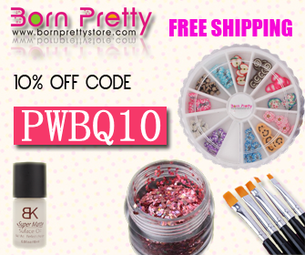 10% Discount in Born Pretty Store