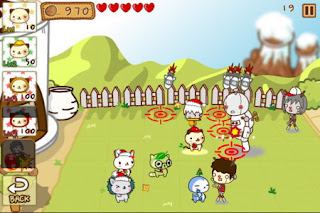 Pandadog Defense iPhone game debuts on Apple AppStore 2