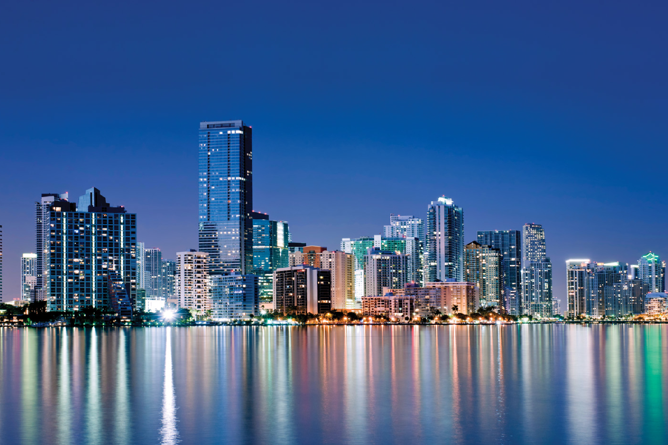 Vacations miami florida for Best vacation destinations in the south