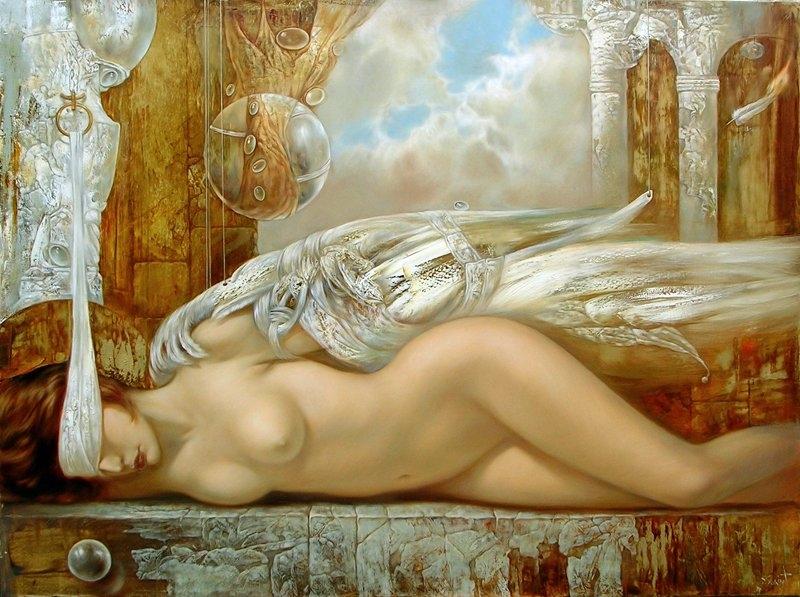 D.W.C. Erotic - Painter Yuri Yarosh