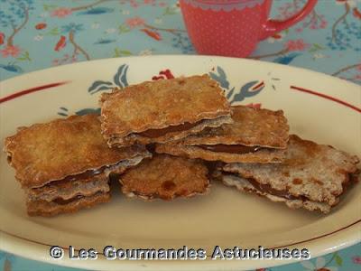 Recette de biscuits sans additifs ni conservateurs