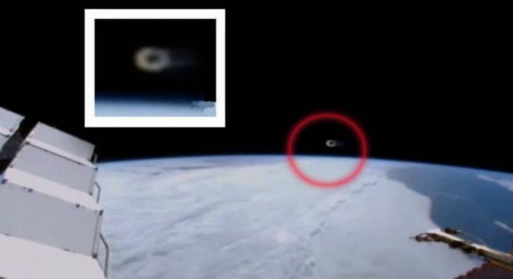 Η NASA διέκοψε την απευθείας μετάδοση την ώρα που μυστηριώδες αντικείμενο εισέβαλε στη Γη [Βίντεο]