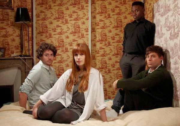 Metronomy - I´m Aquarius / Love Letters (Remixes)