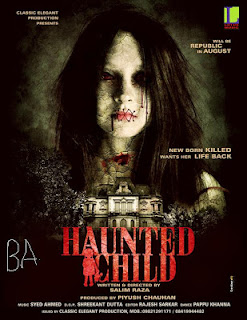 Haunted Child Poster
