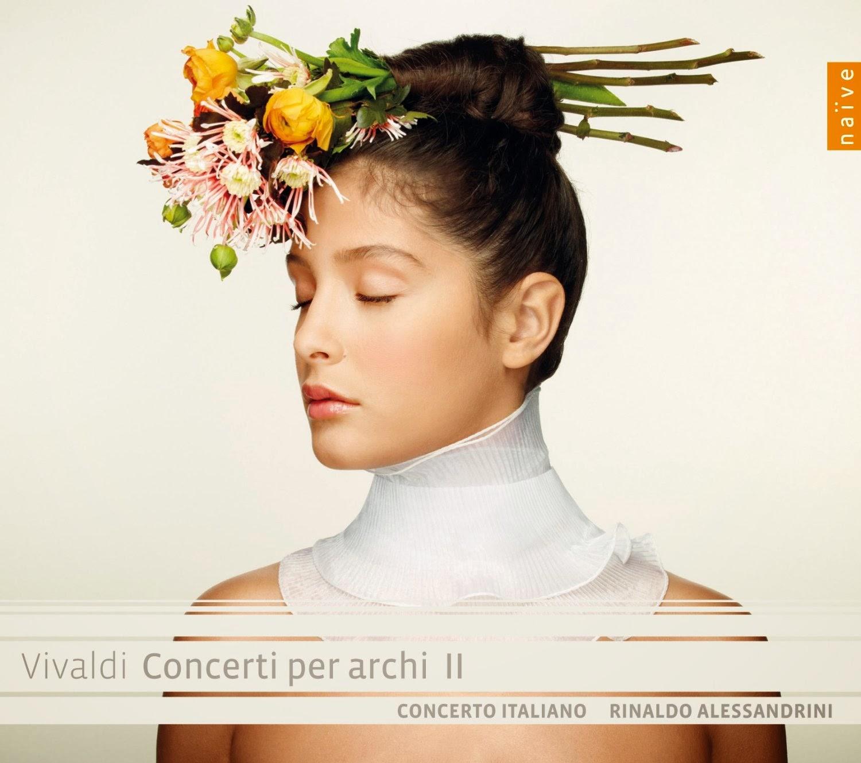 Vivaldi: Concerto per archi II: Concerto Italiano/Alessandrini: OP 30554