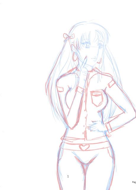 Dibujo: Manga Studio Practica 3