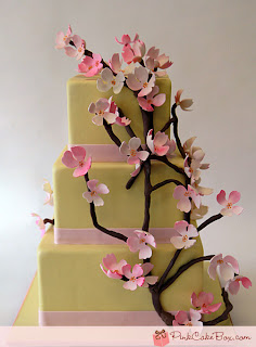 Wedding Cakes Design Gallery – NJ NYC PA » Pink Cake Box