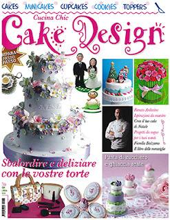Rivista Cake Design Renato : Bloggoloso: Pubblicazioni