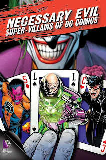 Watch Necessary Evil: Super-Villains of DC Comics (2013) movie free online