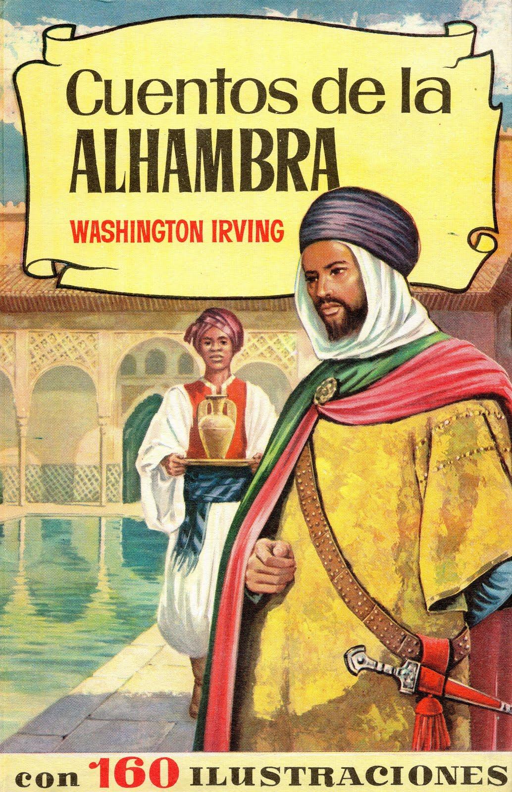 Cuentos de la Alhambra, 1964 Col. Historias, Ed. Bruguera
