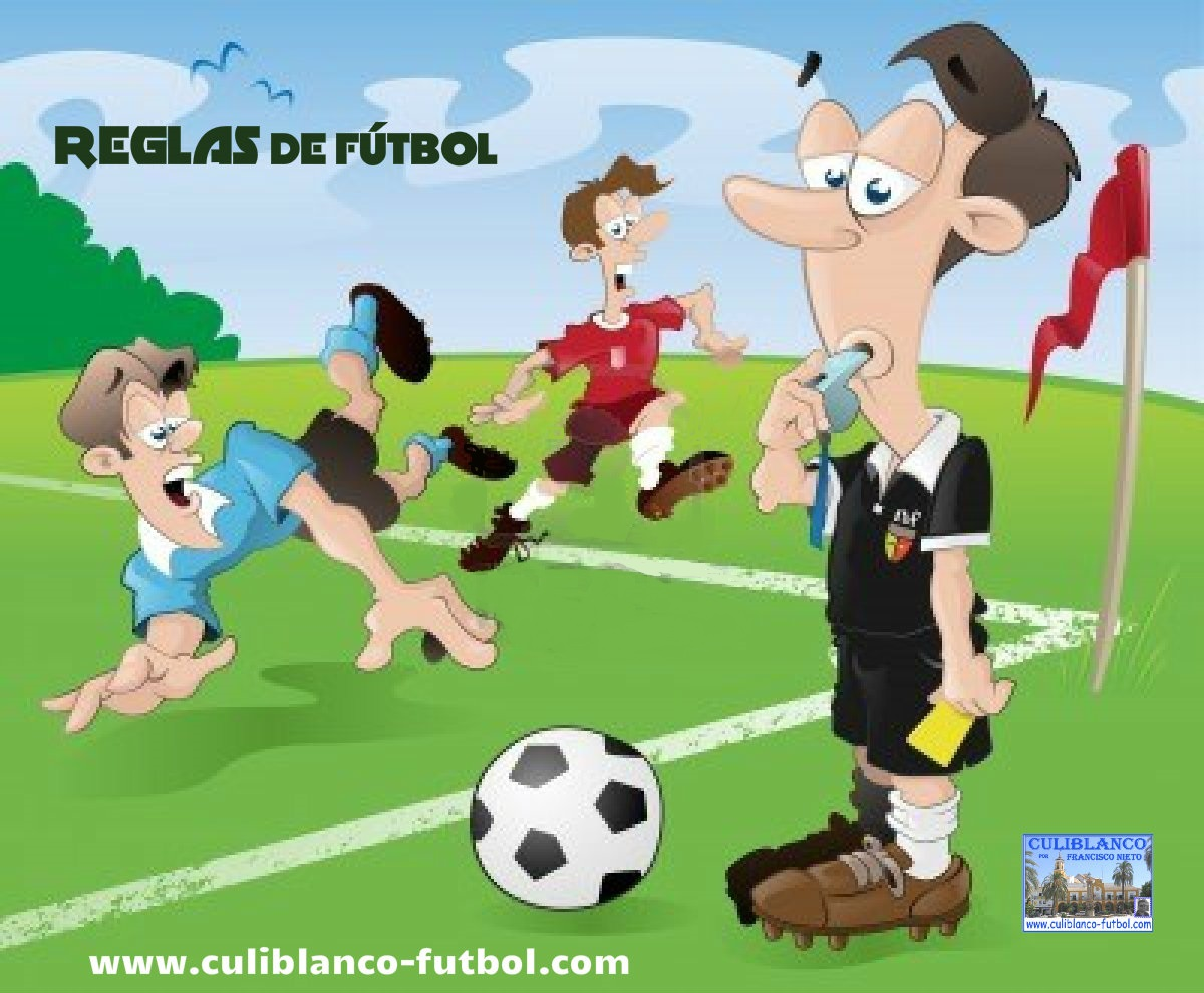 Blog de educaci n f sica por jes s madrid boyero octubre 2016 for 5 reglas del futbol de salon