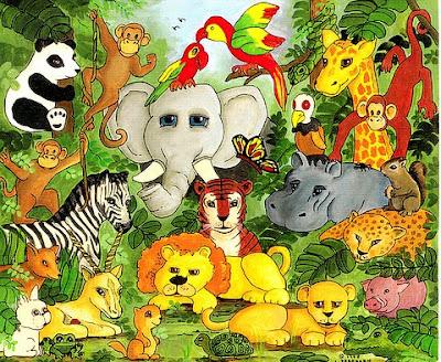 Cartoon Animals cute Images Pictures Clipart 2013: Cartoon ...