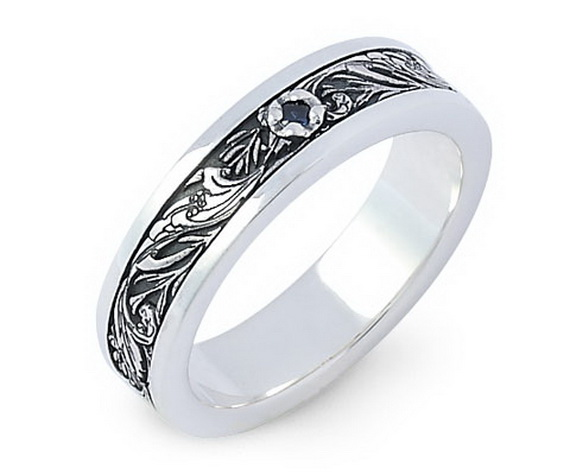 Top Fashion For All Silver Rings For Men