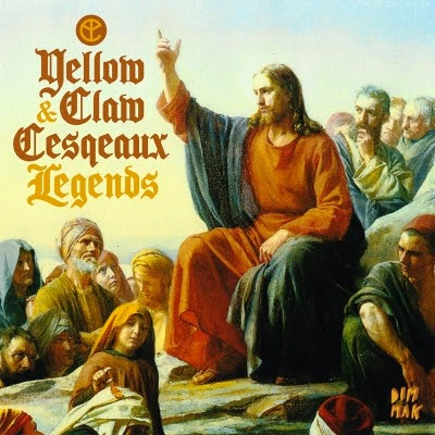Yellow Claw & Cesqeaux Legends EP