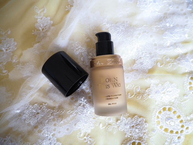 Too Faced Born This Wasy Foundation in Light Beige